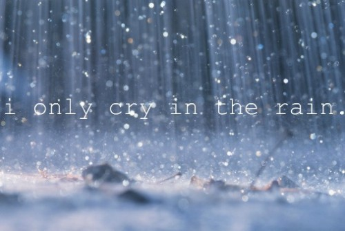 cry, rain, sad, sorry, summer, text