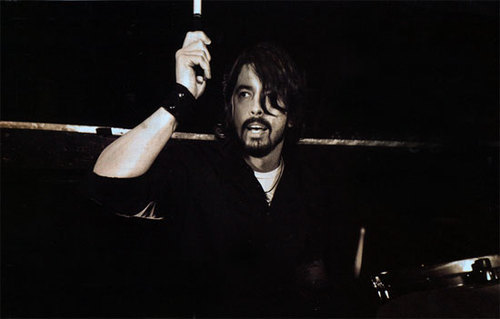 dave grohl, drummer, drums, foo fighters