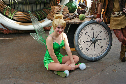 disney, magic, tinkerbell