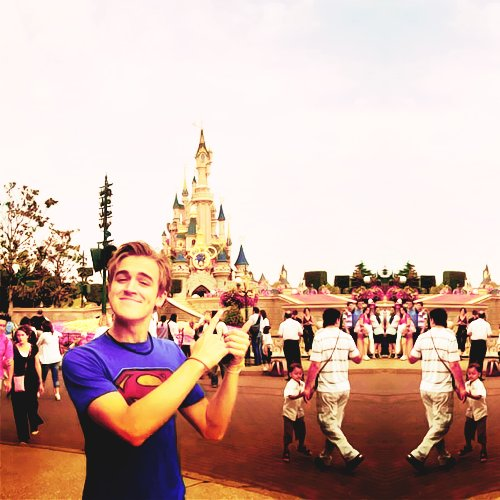 disney, mcfly, so cute, tom fletcher