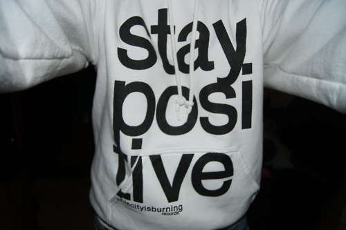 district lines, hoodie, positive, quote, shirt