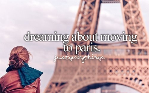 dream, eiffel tower, france, girly thing, girly things