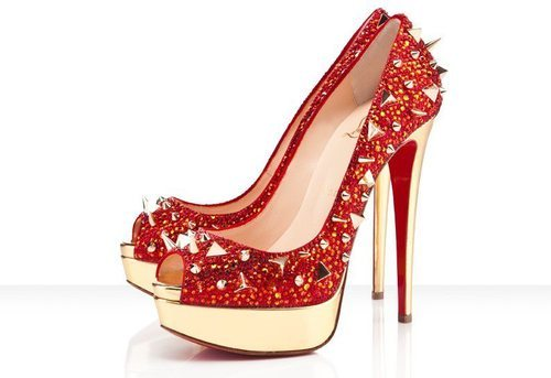 fashion, ginlovers, golden, heels, high heels, peep toes, photography, pumps, shoes, studs, style