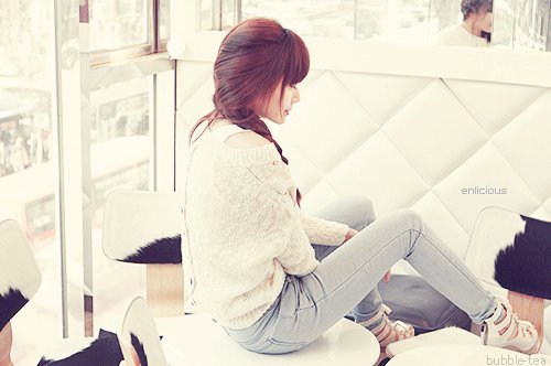 fashion, girl, heels, jeans, korean, pretty, soft, young