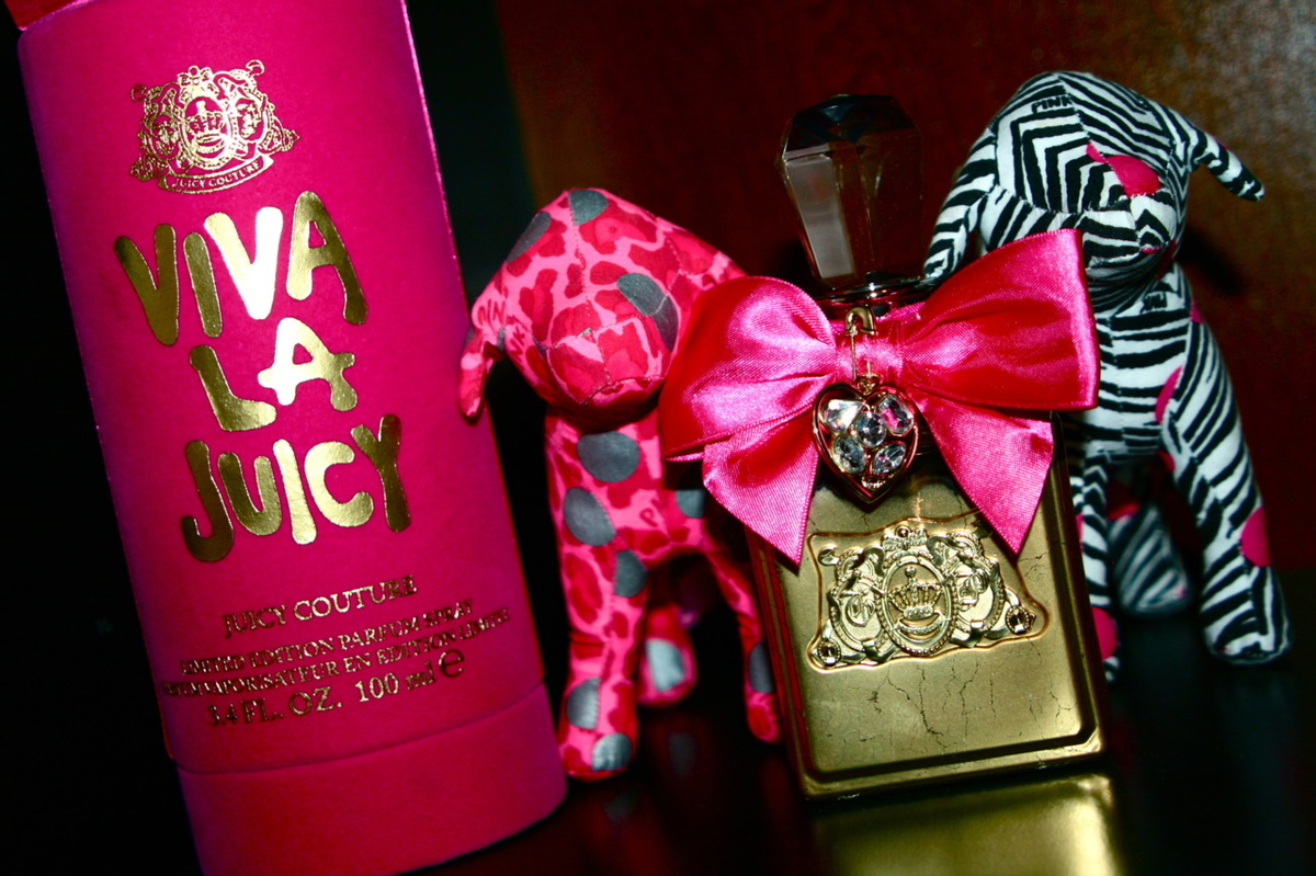 girly, glam, juicy couture, pink, pretty