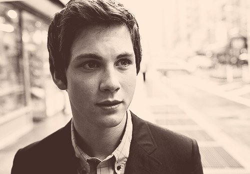 handsome, logan lerman, mine, photo