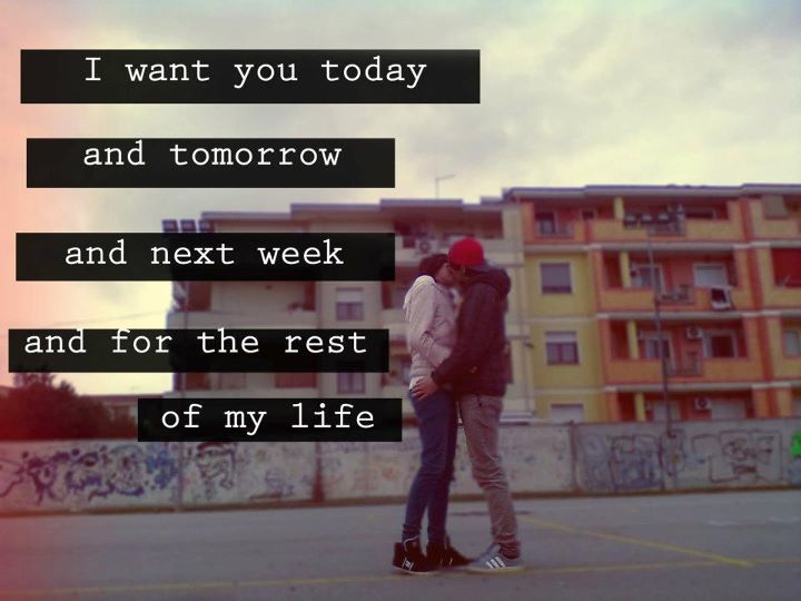 i want you, kiss, love, my life, my smile