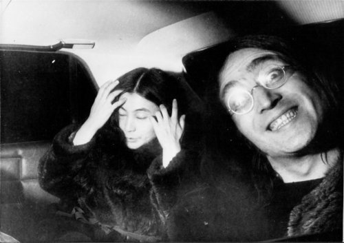 john and yoko, john lennon, the beatles