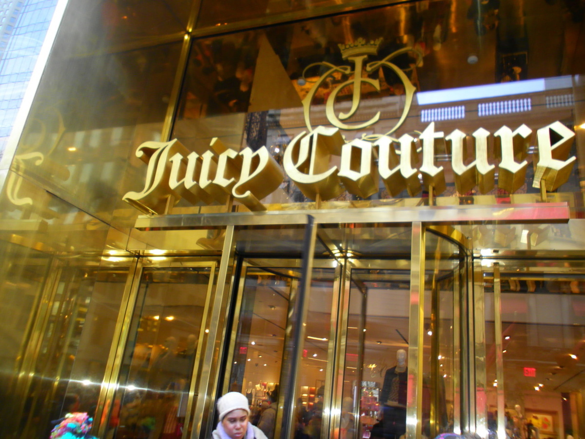 juicy couture, new york city, nyc