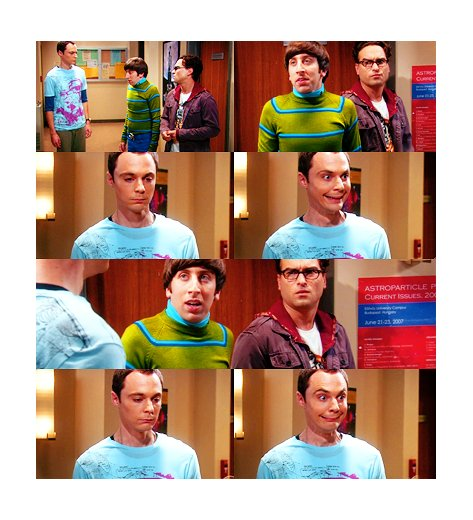 sheldon, sheldon cooper, smile, the big bang theory