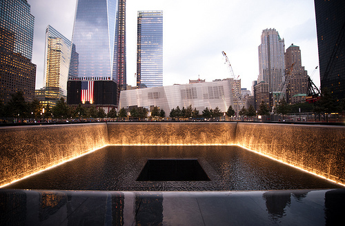 11 september, architecture, ground zero, new york, photo, view, world trade center