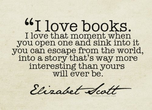 2012, books, boy, elizabeth scott, escape