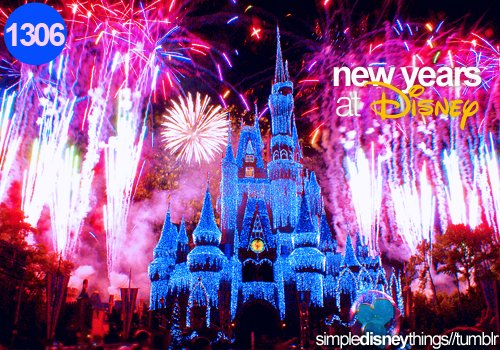 2012, castle, disney, disneyland, dream, firework, fireworks, lights, magic kingdom, new year, new years, park, walt disney world, wish