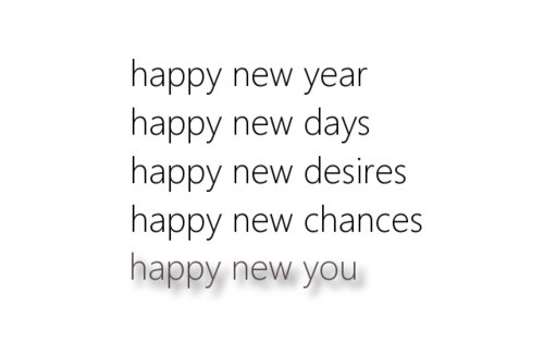 2012, chance, day, desire, happy new, text, word, year, you