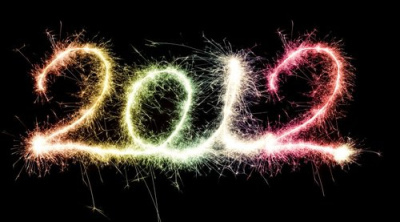 2012, colors, firework, happy new year, pink