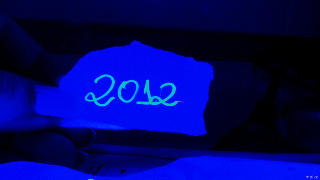 2012, glow, glow in the dark, happy new year