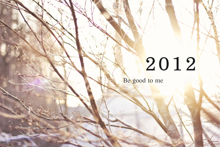 2012, good, light, love, new year