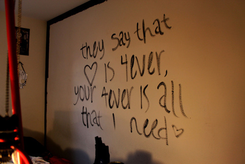 Love 4ever Quotes : ... love, lyrics, need, paint, photo, photography, pretty, quote, quotes