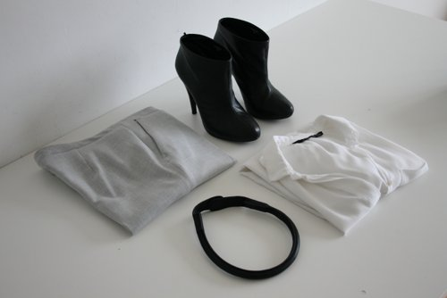 accessories, black and white, closet, clothes, fashion