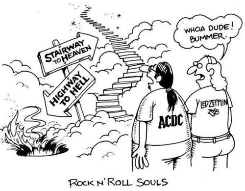 ac/dc, acdc, funny, highway to hell, led zeppelin