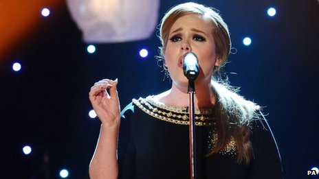 adele, adele track, artist, bbc, hits, most, music, news, played, singing, song, track, wonderful