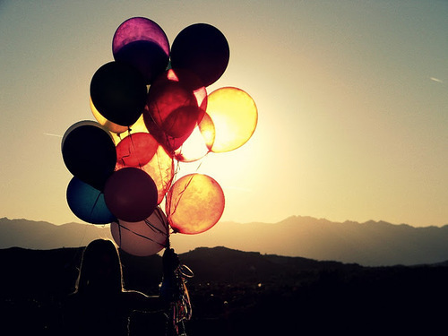 air, ballons, balloons, baloon, colors