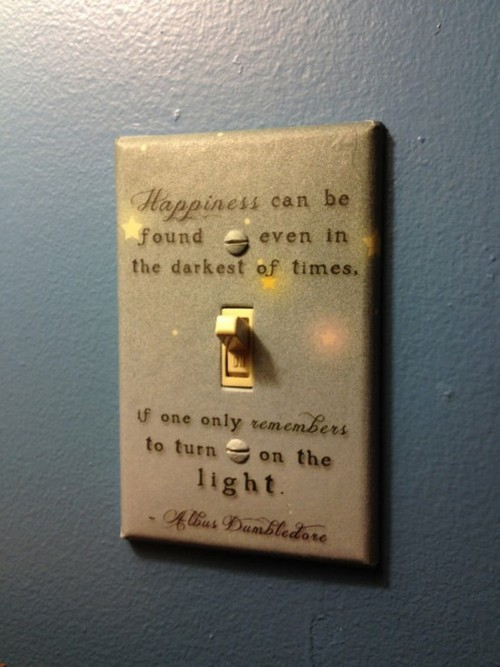 albus dumbldor, happiness, harry potter, quote, text