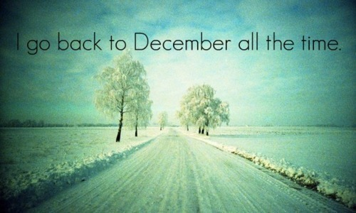 all, back, back to december, december, lyrics