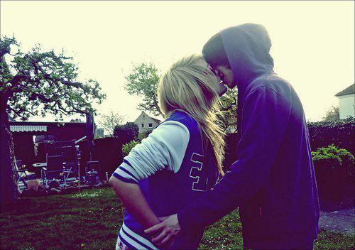 alternative, blonde, boy, couple, cute, fashion, girl, hair style, hug, kiss, love, lovely, model, scene, smile, style, sweet
