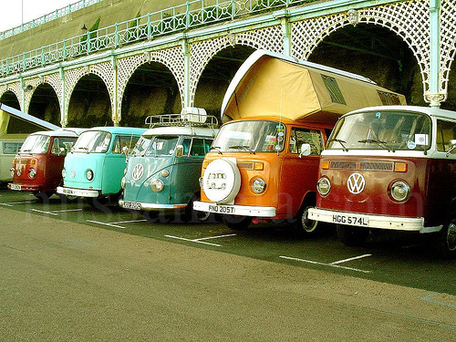 amazing, cars, hippies, photography, retro