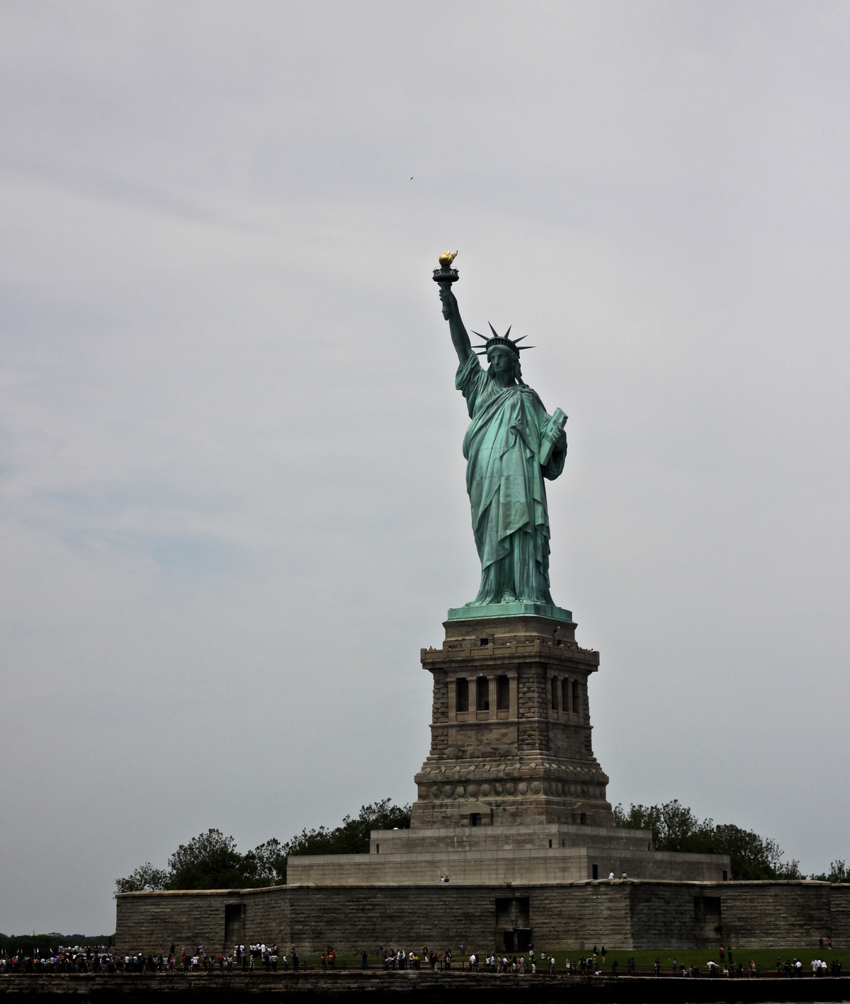 america, architecture, liberty, new york, statue