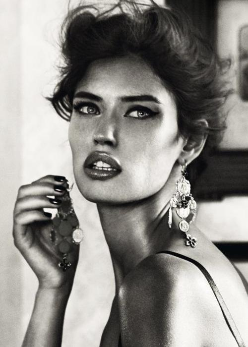 &, and, beautiful, bianca balti, black