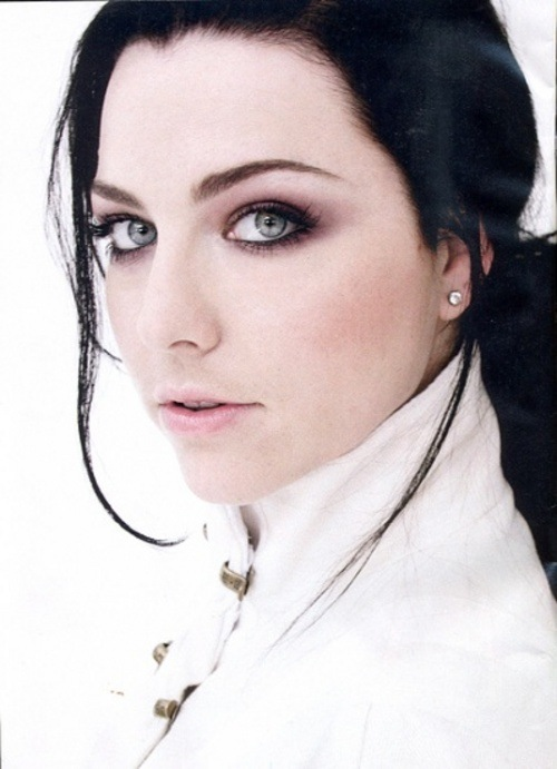 amy lee, beautiful, evanescence, eyes