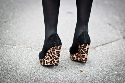 animal pattern, details, fashion, heels, high heels, high heels shoes, leopard pattern, shoes, street fashion, street style, style