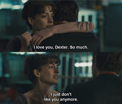 anne hathaway, jim sturgess, line, movie, one day, quote, romance, sad, subtitles