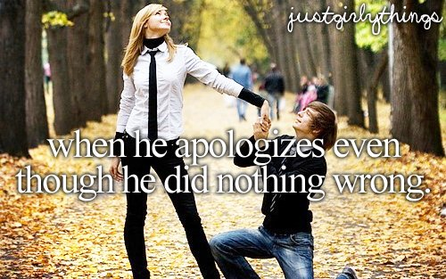 apologize, boy, cuple, girl, just girly things, love, she, text
