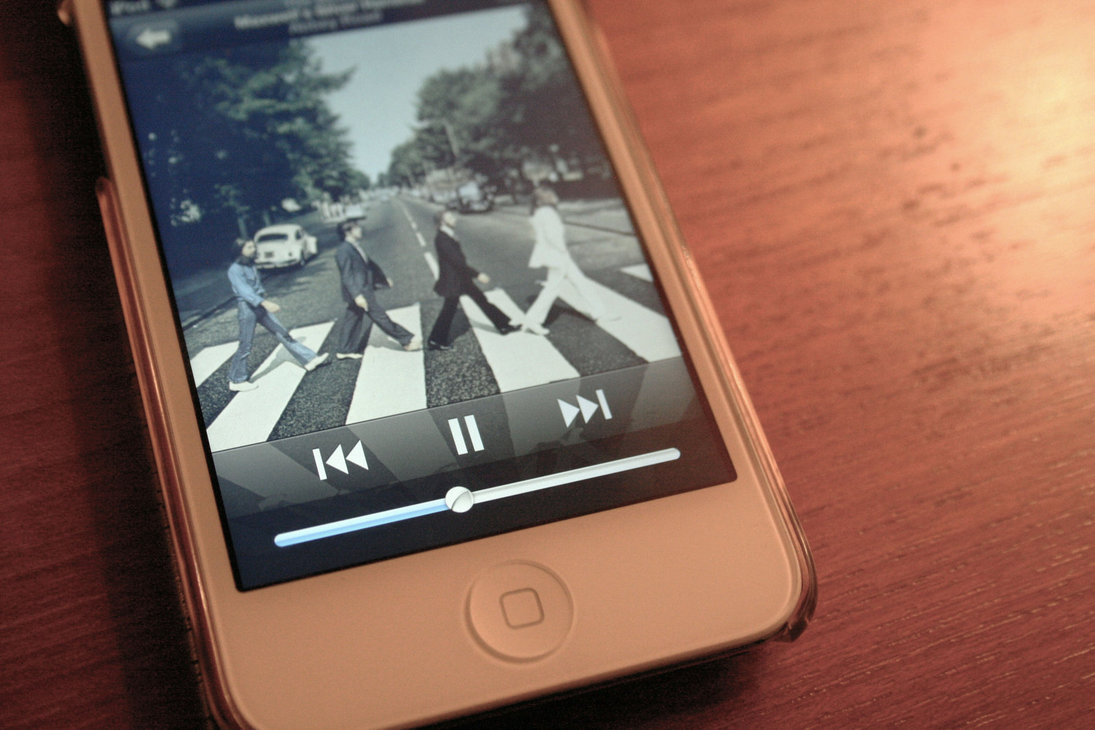 apple, beatles, cute, iphone, ipod