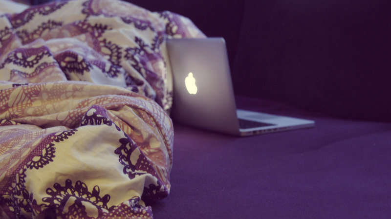 apple, bed, mac, macbook, macbook pro