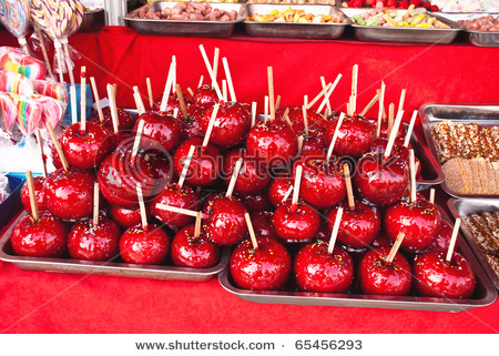 apple candy, apples, beautiful, candy, cute