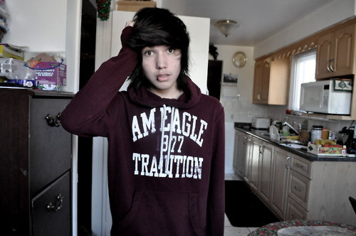 art, black hair, boy, eagle, emo