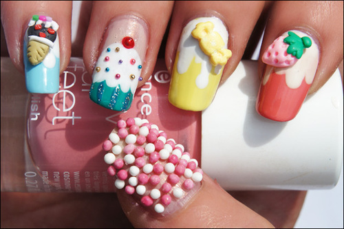 Cool nail art images pictures of cool nail designs hair styles cool nail art daily picks and flicks view images prinsesfo Image collections