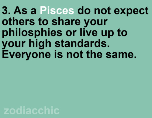 astrology, expect, horoscope, pisces, text, words, zodiac facts, zodiacchic
