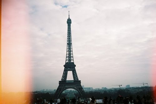 autumn, beauty, demhayerawsah, eiffel tower, leaves, life, love, paris, photography, vintage