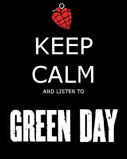 awesome, billie joe armstrong, green day, keep calm, mike dirnt