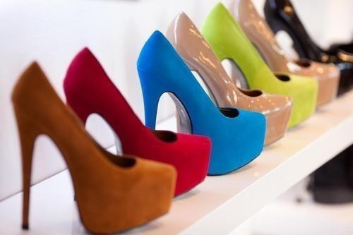 awesome, black, blue, cool, fashion, green, heels, nice, orange, red, shoes, style