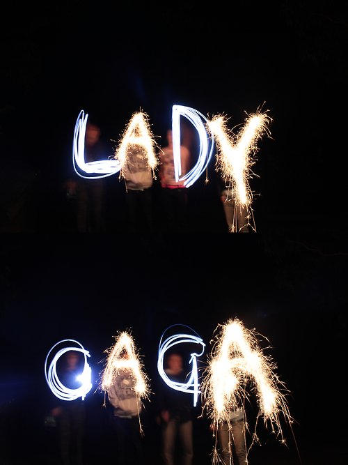 awesome, gaga, lady gaga, light painting, pic