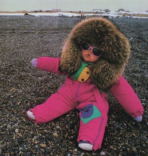 baby, cute, funny, kid, sunglasses, sweet, winter