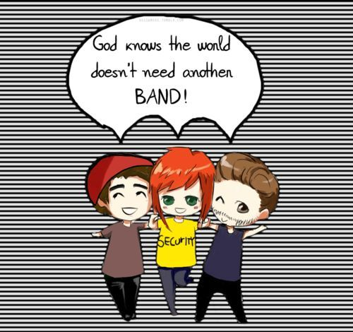 band, cute, hayley williams, jeremy davis, paramore