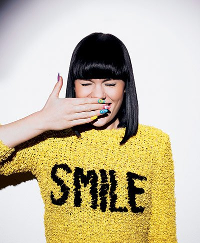beautiful, black hair, box fringe, cute, jessie j