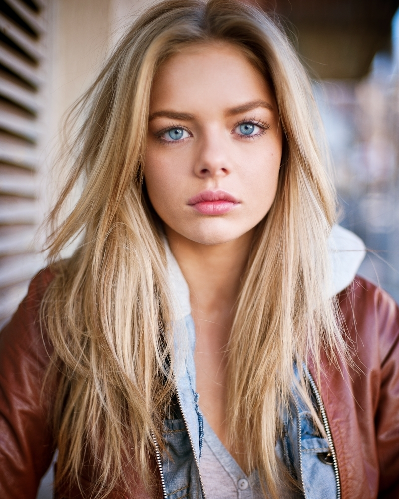 beautiful, blonde, blue, blue eyes, brown